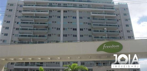 apartamento freedom - 3 quartos - barra da tijuca - 203