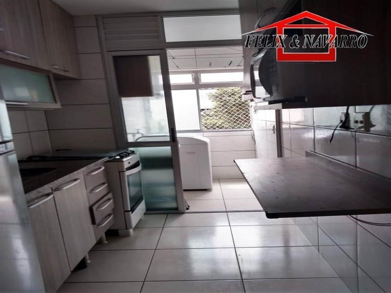 apartamento - freg do ó - 1262