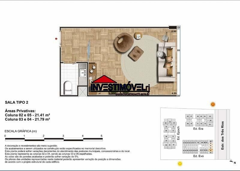 apartamento - freguesia (jacarepagua) - ref: 462 - v-462