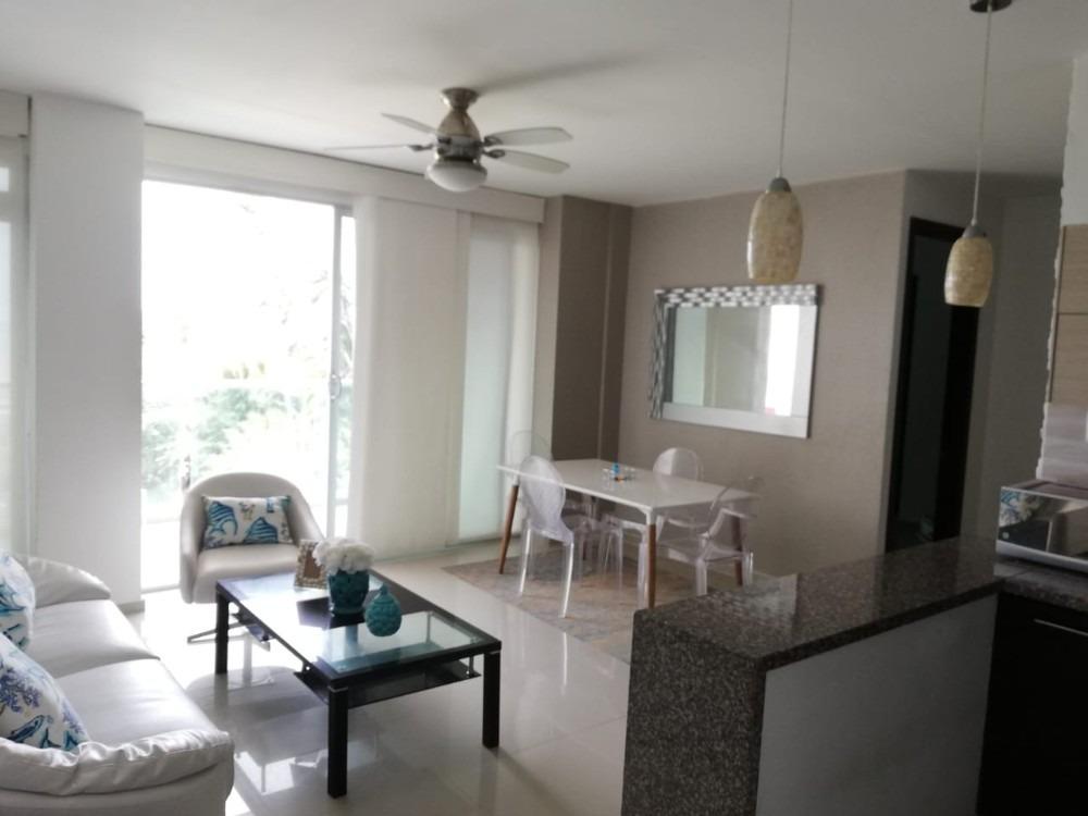 apartamento frente al mar en pradomar puerto colombia