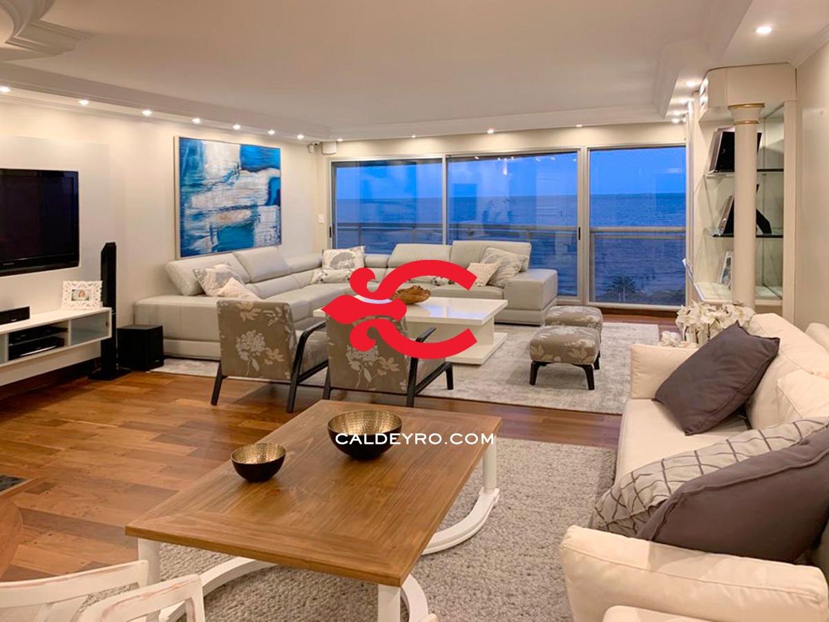 apartamento frente al mar en punta carretas ref.: 7060