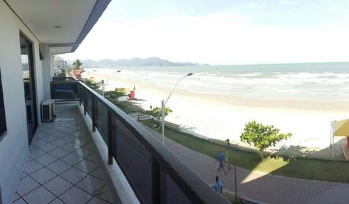 apartamento frente ao mar - 1391