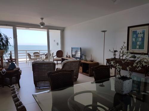 apartamento frente ao mar  pitangueiras  guaruja