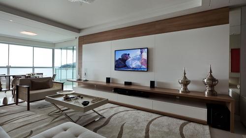 apartamento frente mar barra sul - balneário camboriú - sc