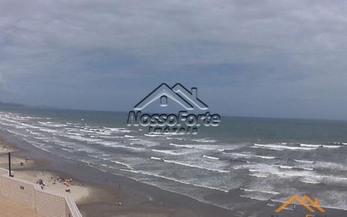 apartamento frente para o mar na praia grande