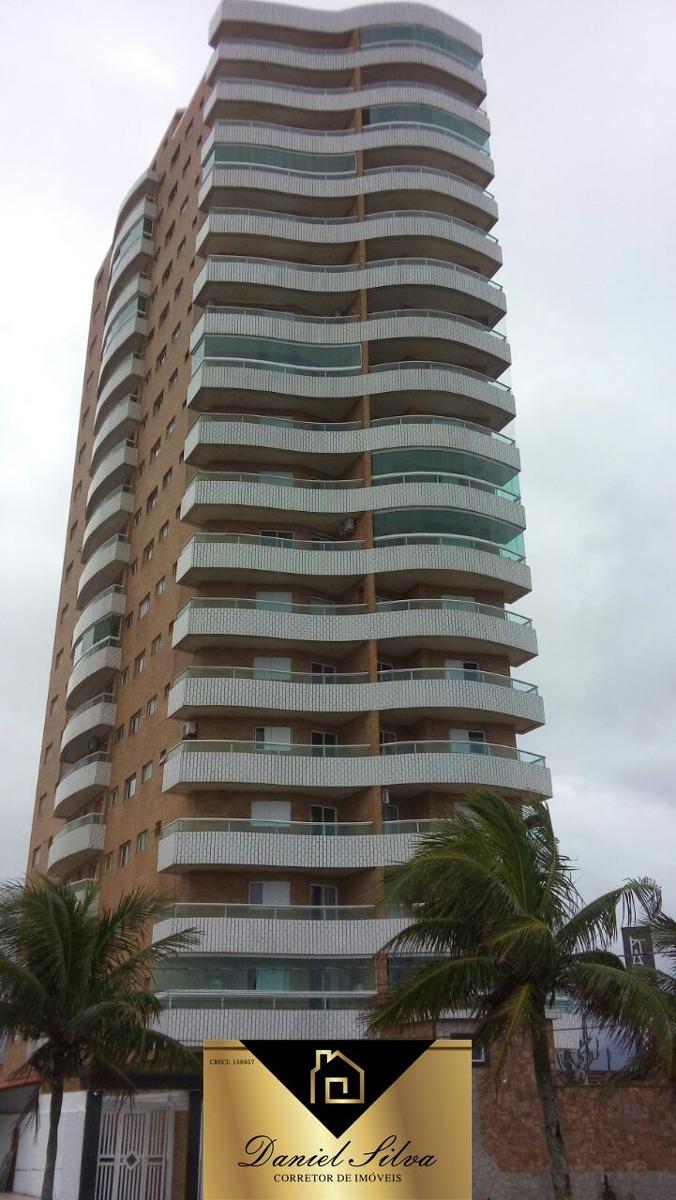 apartamento frente para o mar só 145 mil