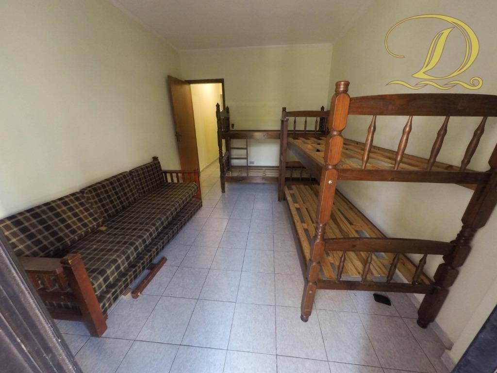 apartamento frente para rua e 02 sacadas, aceita parcelamento direto com proprietário, vila guilhermina - ap2476
