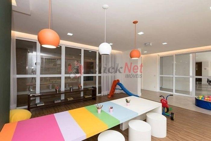 apartamento garden 21º andar no centro - 5347
