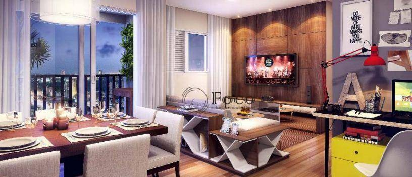 apartamento garden com 2 dormitórios à venda, 76 m² por r$ 366.912 - parque viana - barueri/sp - gd0001