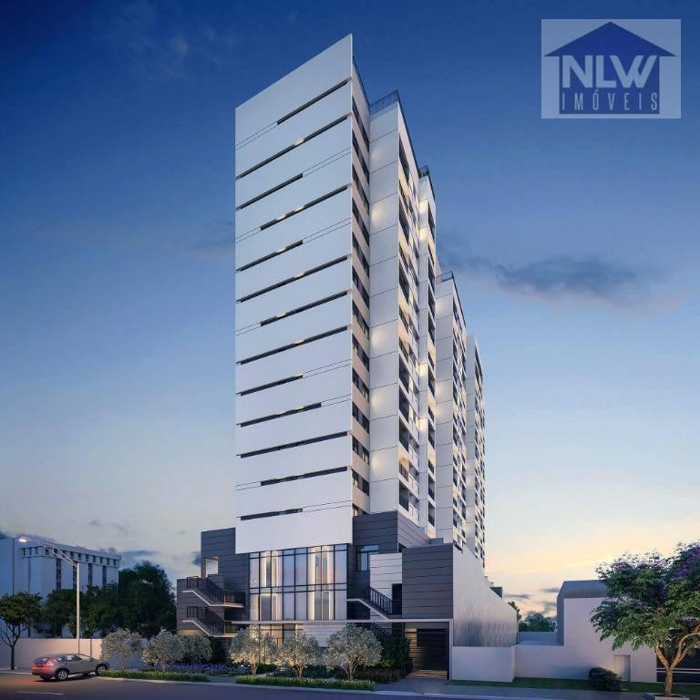 apartamento garden com 2 dormitórios à venda, 85 m² por r$ 522.342 - vila prudente - são paulo/sp - gd0020