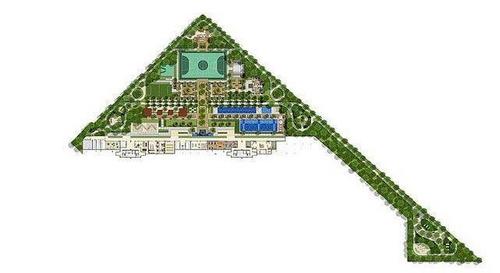 apartamento garden com 3 dormitórios à venda, 140 m² por r$ 455.000 - ponta negra - manaus/am - gd0001