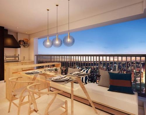 apartamento garden de 69m² com 2 dormitórios e 1 vaga