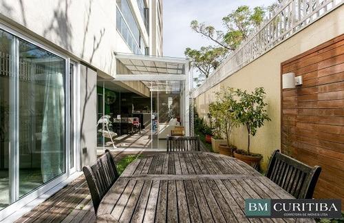 apartamento garden no quartier agua verde, face norte