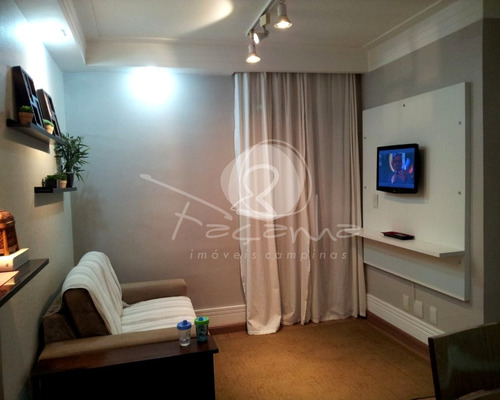 apartamento garden para venda nas mansões santo antônio em campinas - ap02426 - 32773504