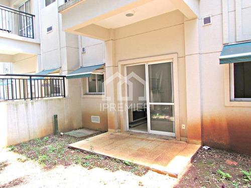 apartamento garden, prontíssimo para morar. - jd457