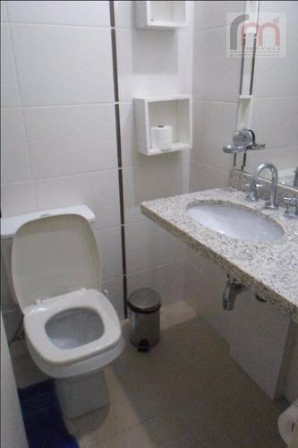 apartamento garden residencial, gonzaga, santos. - codigo: gd0003 - gd0003