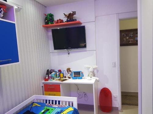 apartamento garden residencial à venda, mooca, são paulo. - gd0003