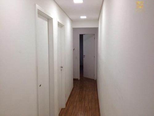 apartamento garden residencial à venda, vila santo antônio, guarulhos. - codigo: gd0001 - gd0001