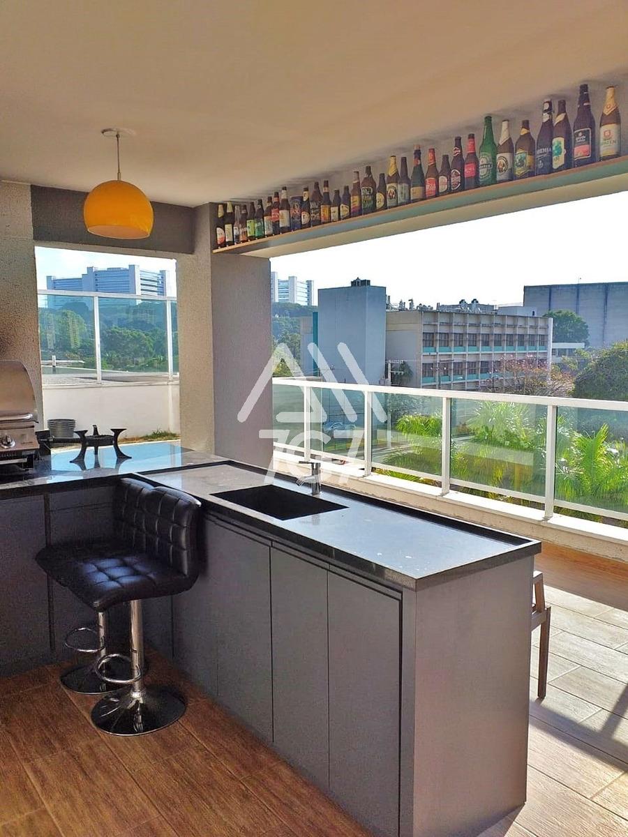 apartamento garden à venda na chácara santo antônio - ap09785 - 34186560