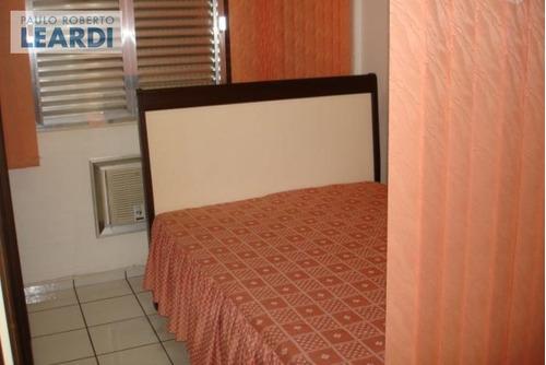 apartamento gonzaga - santos - ref: 408430