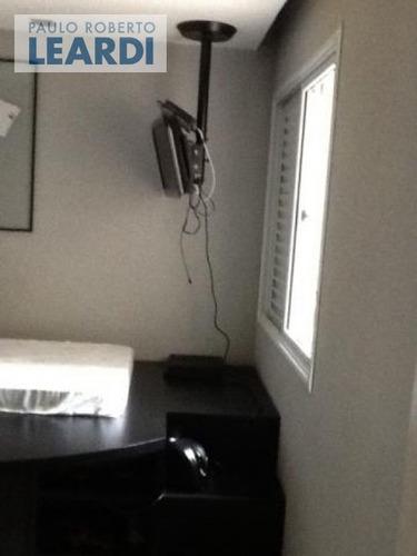apartamento gonzaga - santos - ref: 490051