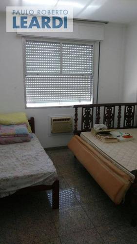 apartamento gonzaga - santos - ref: 499280
