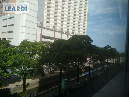 apartamento gonzaga - santos - ref: 501177