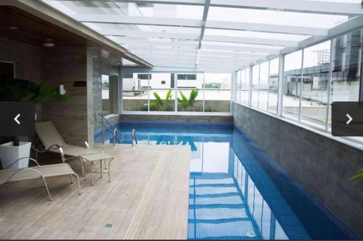 apartamento grand view luxury residence - sjc