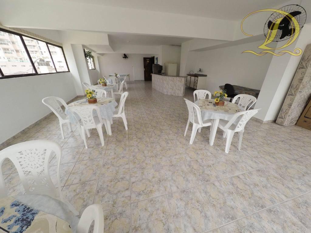apartamento grande de 2 quartos à venda na aviação, perto da praia e com piscina!!! - ap2997