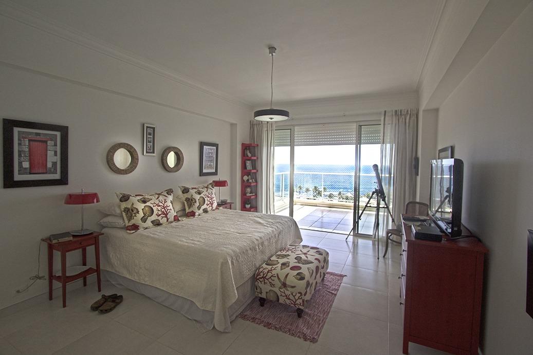 apartamento grande, piso alto, 3 habs en hemingway juan dolio