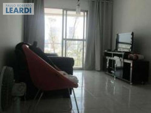 apartamento granja julieta  - são paulo - ref: 494083
