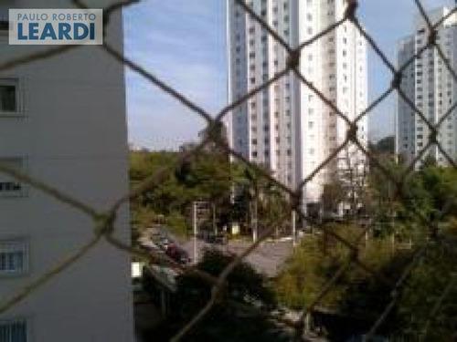 apartamento granja julieta  - são paulo - ref: 494879