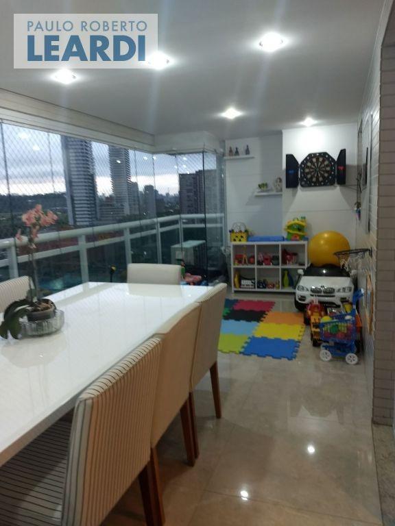 apartamento granja julieta  - são paulo - ref: 528247