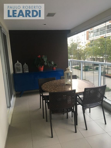 apartamento granja julieta  - são paulo - ref: 542831
