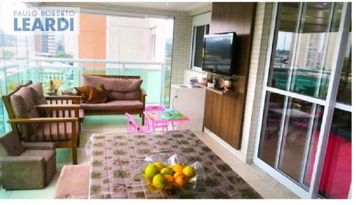 apartamento granja julieta  - são paulo - ref: 557647