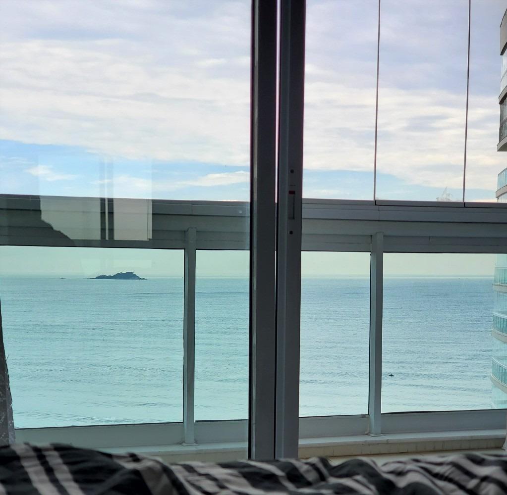 apartamento guarujá com vista para o oceano!