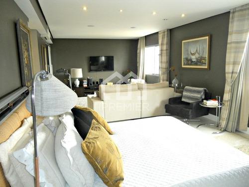 apartamento  - higienópolis -  255 m² - 01 dormitórios - 01 suítes - 02 vagas - jd391