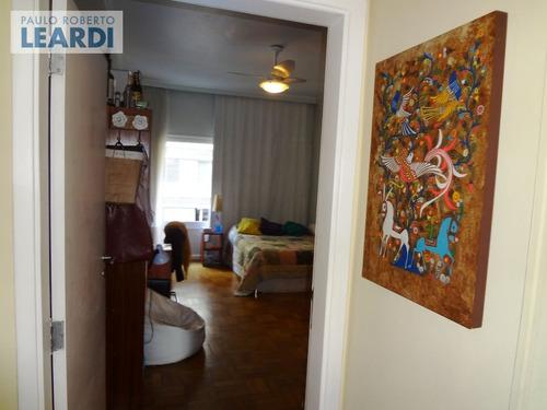 apartamento higienópolis  - são paulo - ref: 414149