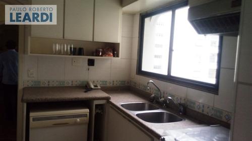 apartamento higienópolis - são paulo - ref: 456185