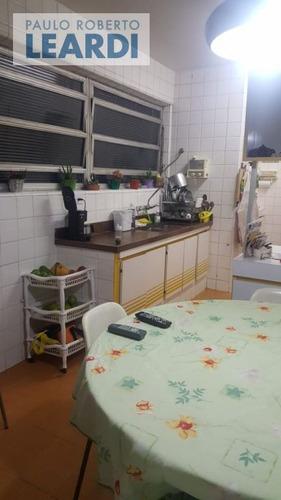 apartamento higienópolis  - são paulo - ref: 510163