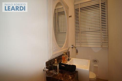 apartamento higienópolis  - são paulo - ref: 516452