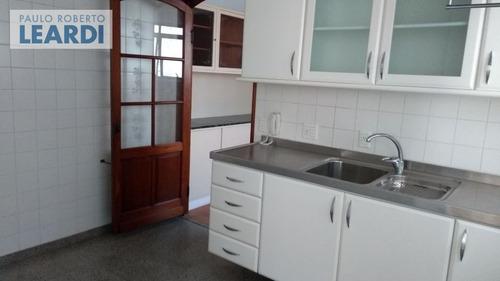 apartamento higienópolis  - são paulo - ref: 517588