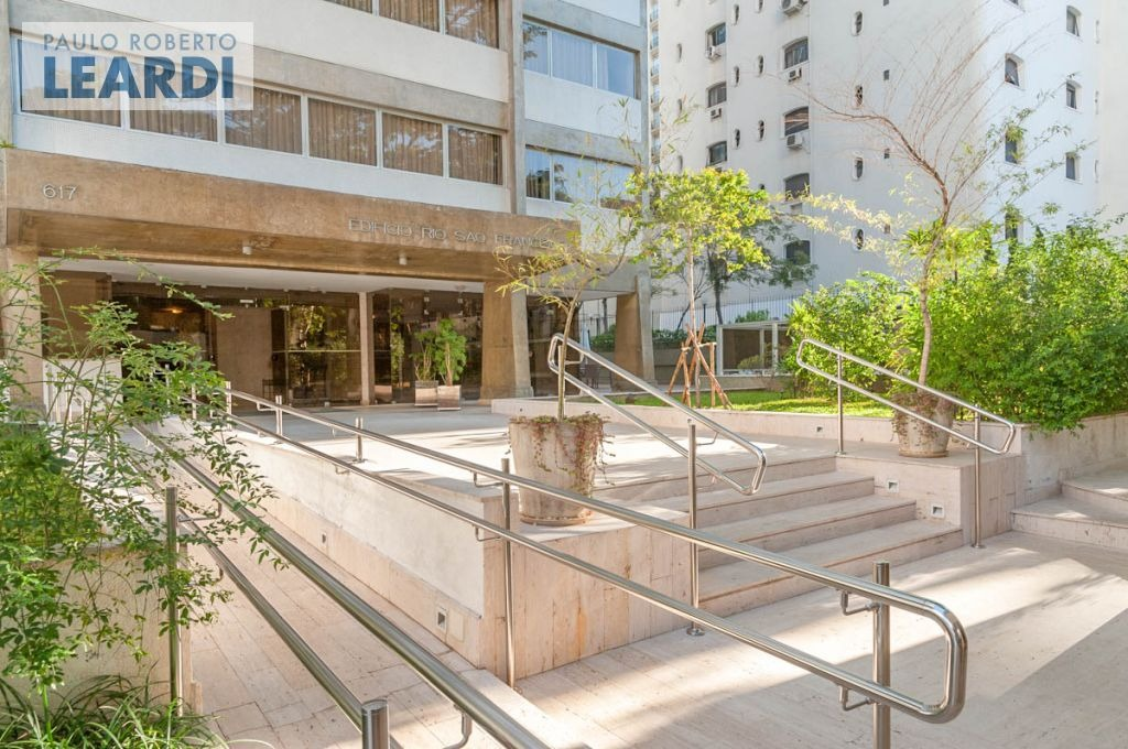apartamento higienópolis  - são paulo - ref: 528463