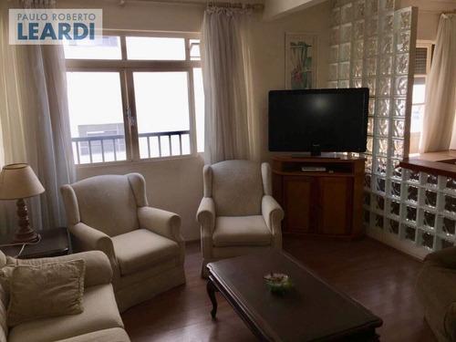 apartamento higienópolis  - são paulo - ref: 531679