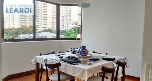 apartamento higienópolis  - são paulo - ref: 539840
