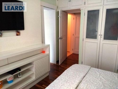 apartamento higienópolis  - são paulo - ref: 540940