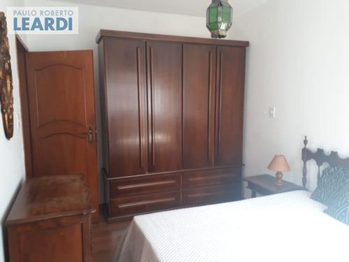 apartamento higienópolis  - são paulo - ref: 547607