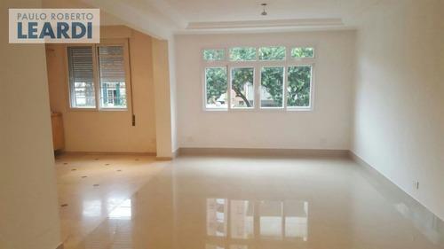 apartamento higienópolis  - são paulo - ref: 557424