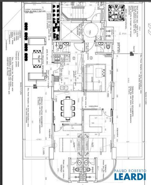 apartamento - higienópolis  - sp - 588620