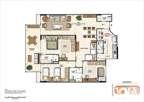 apartamento humaita classic - humaita - 96